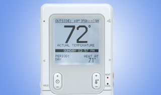Carrier Heating & Cooling Controls