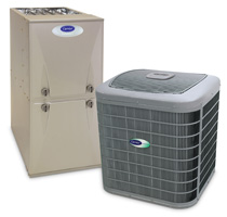 Infinity® Seriers Central Air Conditioner -Infinity Seriers Central Air Conditioner