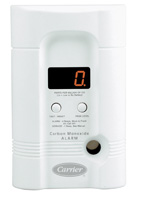 Carrier Controls and Thermostats - Alarm