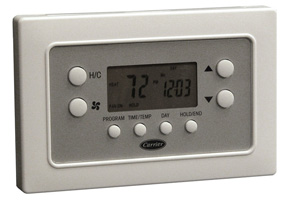 Carrier Controls and Thermostats - Base Program
